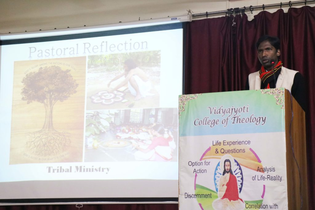Pastoral Reflection Session
