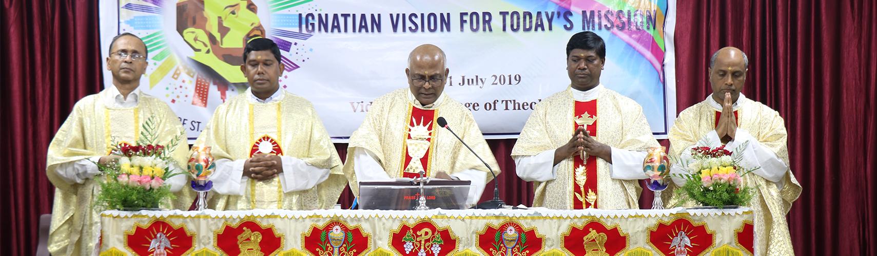 4 Ignatius' Feast